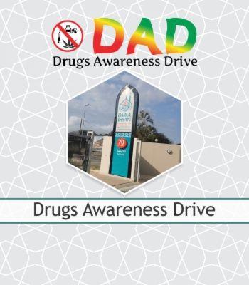 Drugs Awareness Drive (DAD)